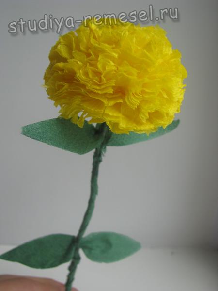 Цветы канзаши из атласных лент пошагово для начинающих 60