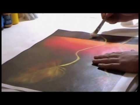 Видео как сделать модульную картину своими руками