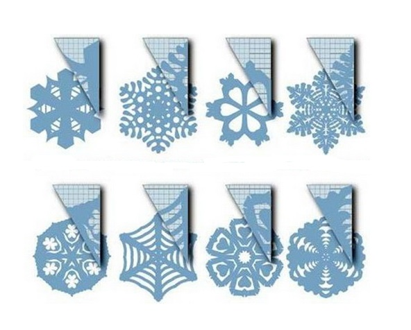 Как сделать очень красивую снежинку своими руками