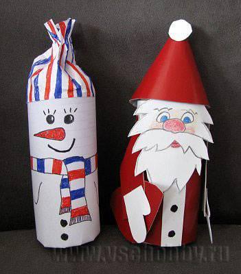 Новогоднее украшение своими руками из макарон