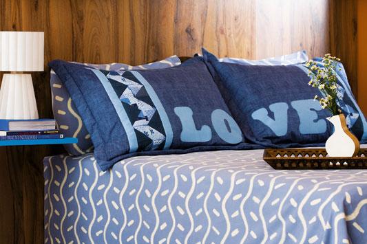 Подушки своими руками из джинсов