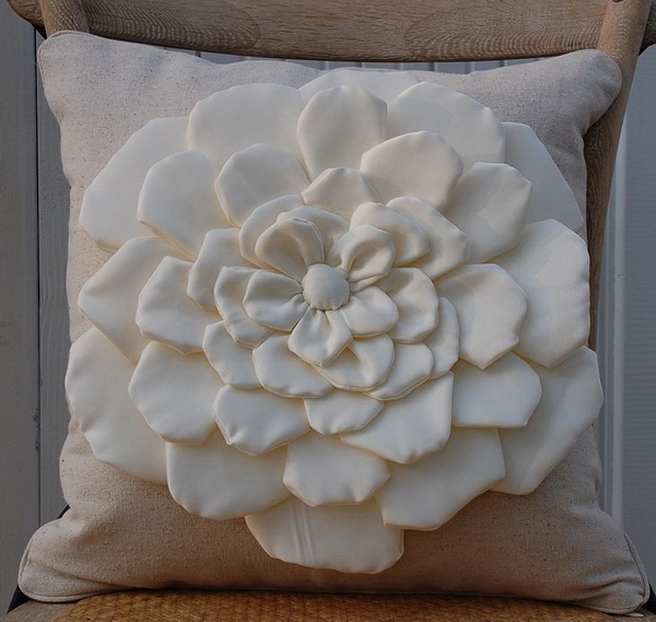 Наволочки декоративные на подушки своими руками мастер класс